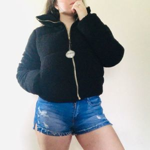 Juicy Couture Black Label puffer jacket